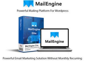 MailEngine WordPress Plugin Instant Download Pro License