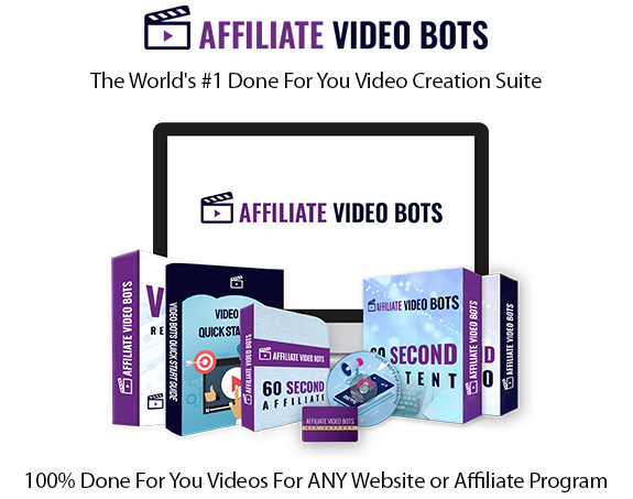 Affiliate Video Bots Instant Download Pro License By Rich Williams
