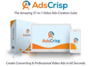 AdsCrisp Software Instant Download Pro License By Saurabh Bhatnagar