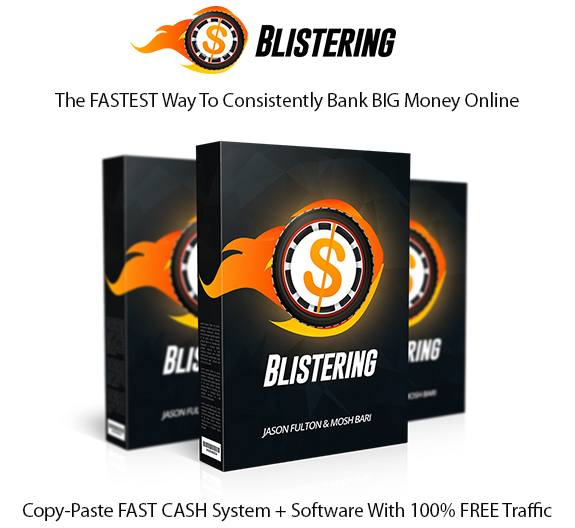 Blistering Software Instant Download Pro License By Mosh Bari