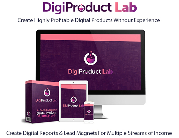 DigiProduct Lab Software Pro Instant Download By Glynn Kosky