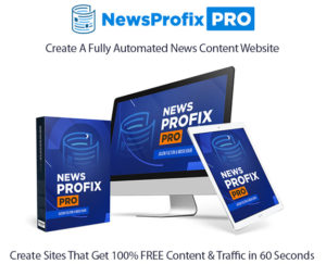 News Profix Pro Software Instant Download Pro License By Mosh Bari
