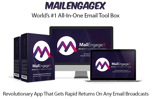 MailEngageX Software Instant Download Pro License By Neil Napier
