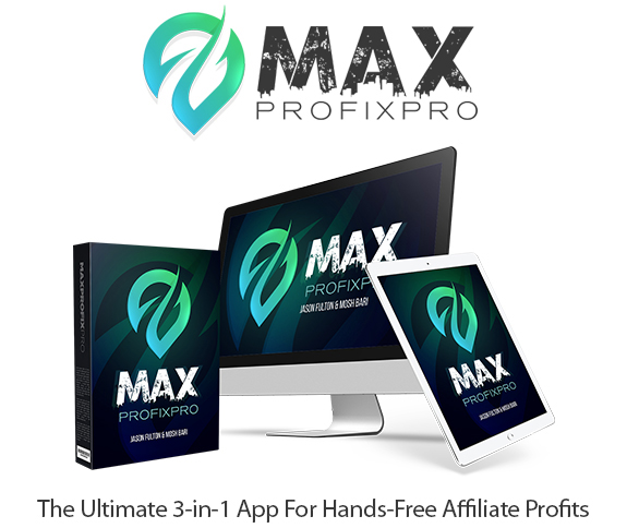 MaxProfiXPro Software Instant Download Pro License By Jason Fulton