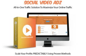 Social Video Adz Software Instant Download Pro License By Jamie Ohler