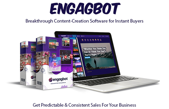 EngagBot Software Instant Download Pro License By Brett Ingram