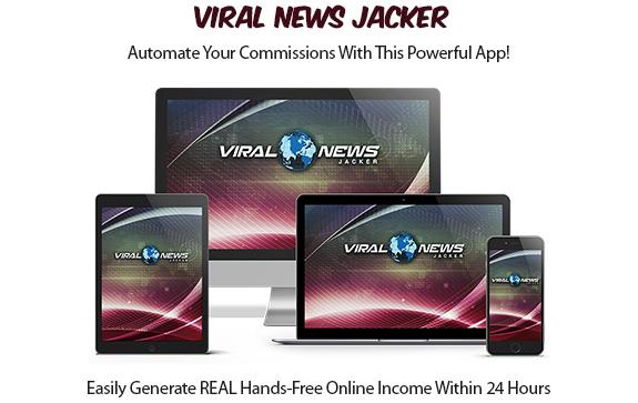 Viral News Jacker Instant Download Software Pro License By Glynn Kosky
