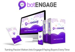 BotEngage Software Instant Download Pro License By Victory Akpos
