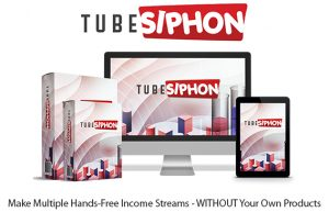 TubeSiphon Software Instant Download Pro License By Glynn Kosky