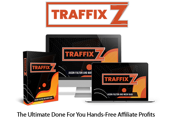 TraffixZ Software Instant Download Pro License By Mosh Bari