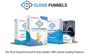 CloudFunnels Software Instant Download Pro License By Cyril Gupta