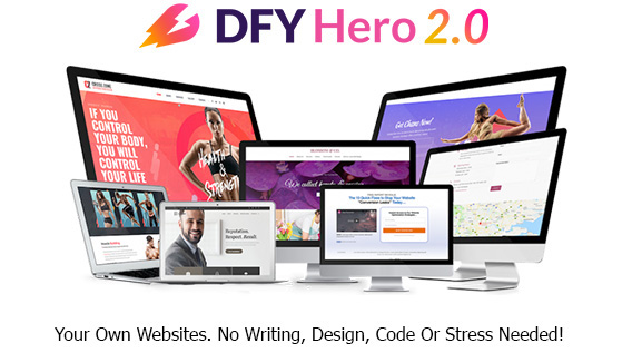 DFY Hero 2.0 Software Instant Download Pro License By Cindy Donovan