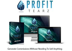 Profit Tearz Software Instant Download Pro License By Jason Fulton