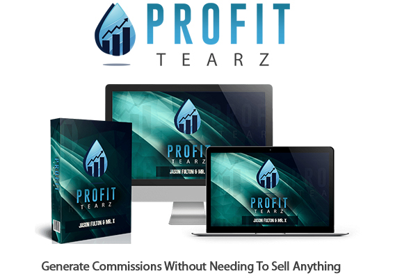Profit Tearz Software Instant Download Pro License By Jason Fulton