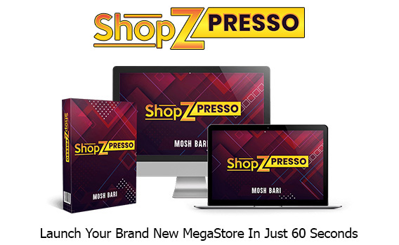 ShopZPresso Software Instant Download Pro License By Mosh Bari