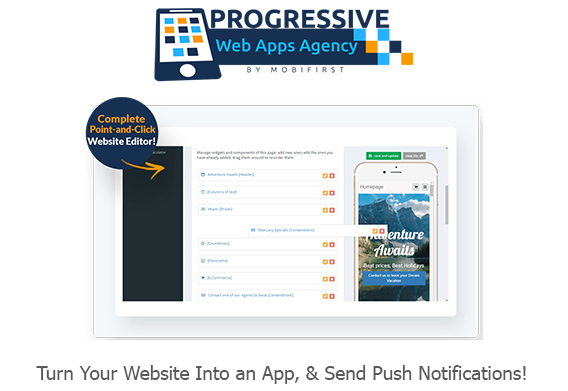 Progressive Web Apps Software Instant Download Pro License By Todd Gross