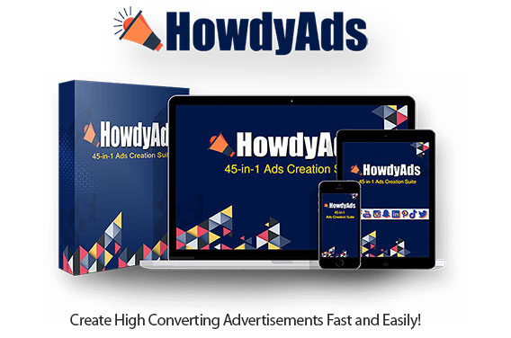 HowdyAds Software Instant Download Pro License By Reshu Singhal