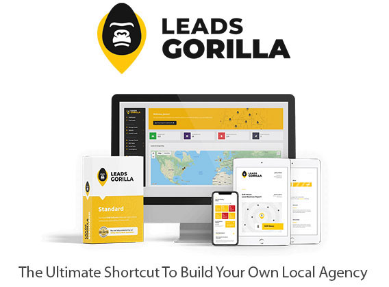 LeadsGorilla Software Instant Download Pro License By Ben Murray