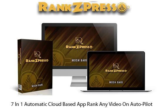 RankZPresso Software Instant Download Pro License By Mosh Bari