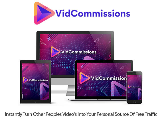 VidCommissions Software Instant Download Pro License By Glynn Kosky
