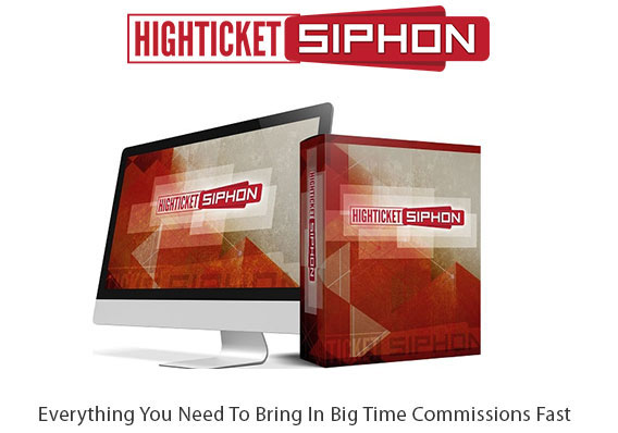 High Ticket Siphon Software Instant Download By Brendan Mace